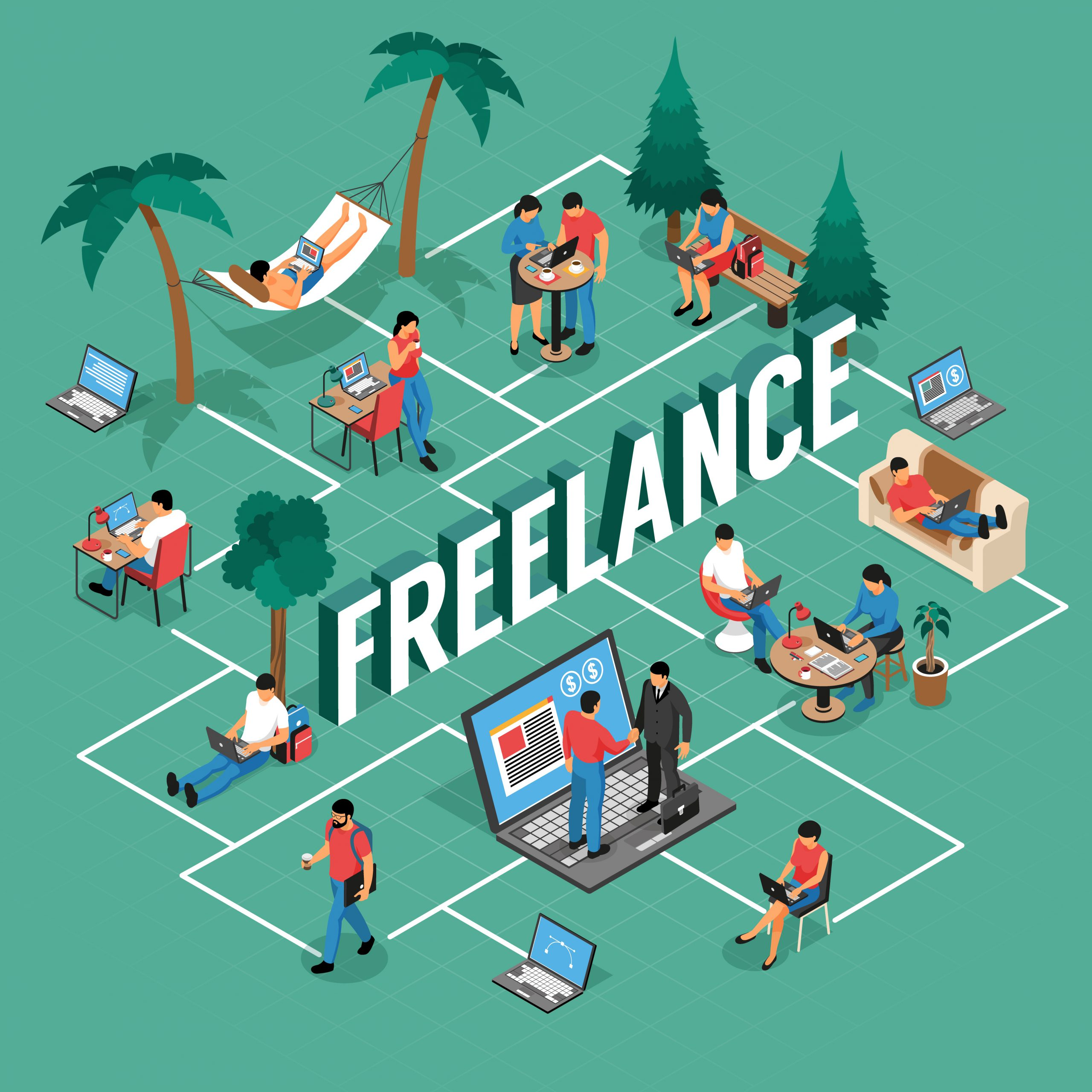 Why Freelance portals?